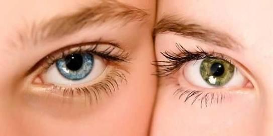 Biyokinezi (Göz Rengine Etki)