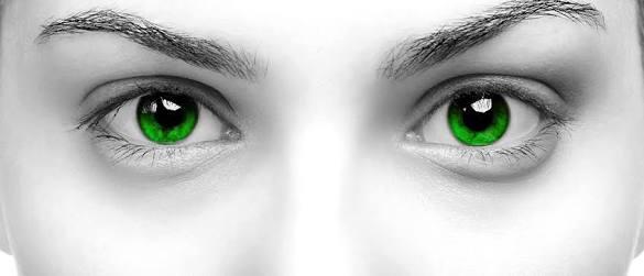Enerji ve görme olayı