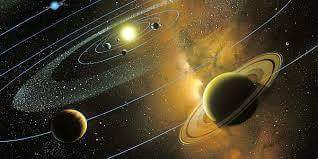 Evreni kendi etrafında döndüren şey nedir?