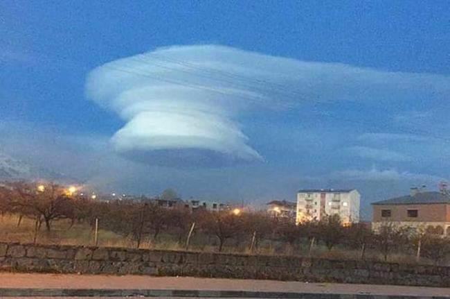Haarp odaklanma bulutu