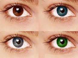 Göz renginizi lens kullanmadan değiştirin
