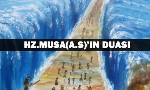 Hz.Musanın dilindeki düğümün çözülmesi için okuduğu dua ayeti