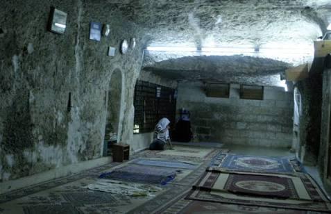 Hz. İbrahim Mağarası - Şanlıurfa