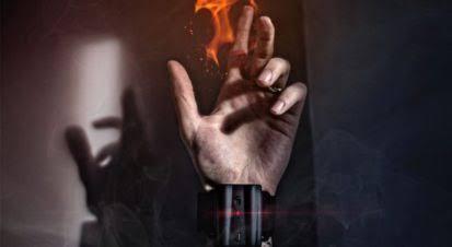 Parmaklarından Ateş Çıkarmak ( İlm-i Simya )