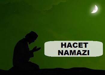 4 Rekatlık Muhteşem HACET namazı ..