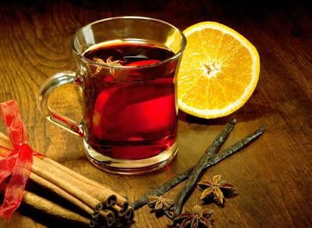 Kış çayı tarifi - tam şifa (denenmiştir)