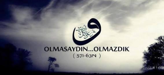 Hz.Muhammed Efendimiz (asm)ın Yaratıcıya olan ihtiyaç duası