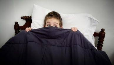 Uykuda Korkmaya ve Kötü Rüya Görmeye Karşı Dualar