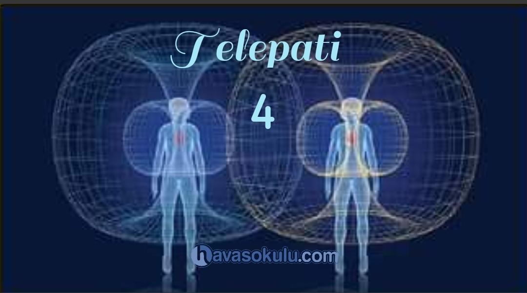 Telepati 4. Anlatim
