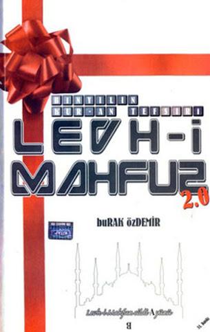 Levh-i mahfuz kitabını nereden bulabilirim