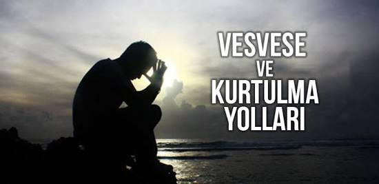 Vesveseyi Önleme Duası