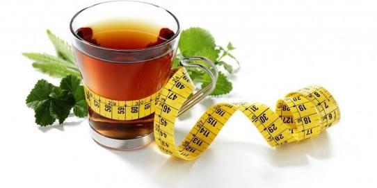Özel bir zayıflama çayı - Tavsiye