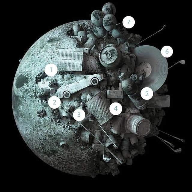 Ay'dan maden çıkarmaya hazır mısınız?