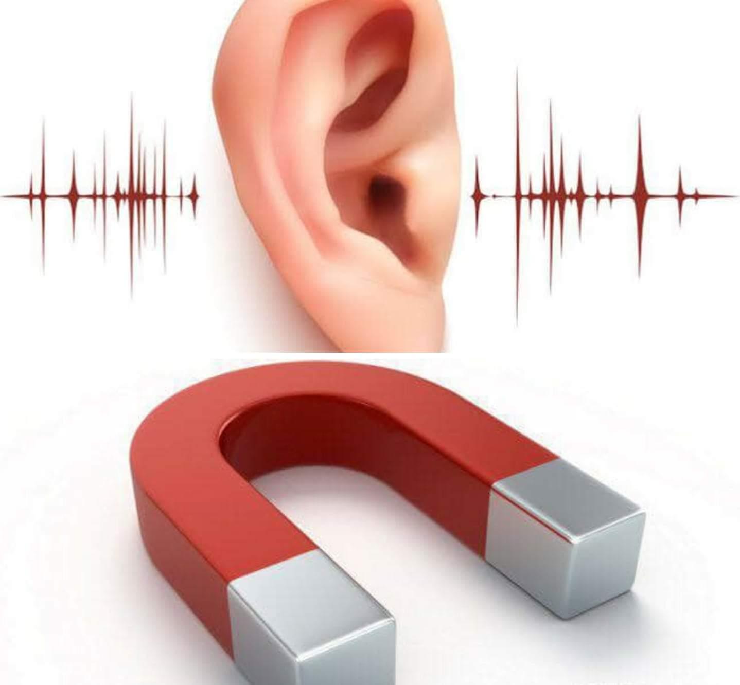 Kulak çınlaması ve işitme kaybına mıknatıslı tedavi yöntemi