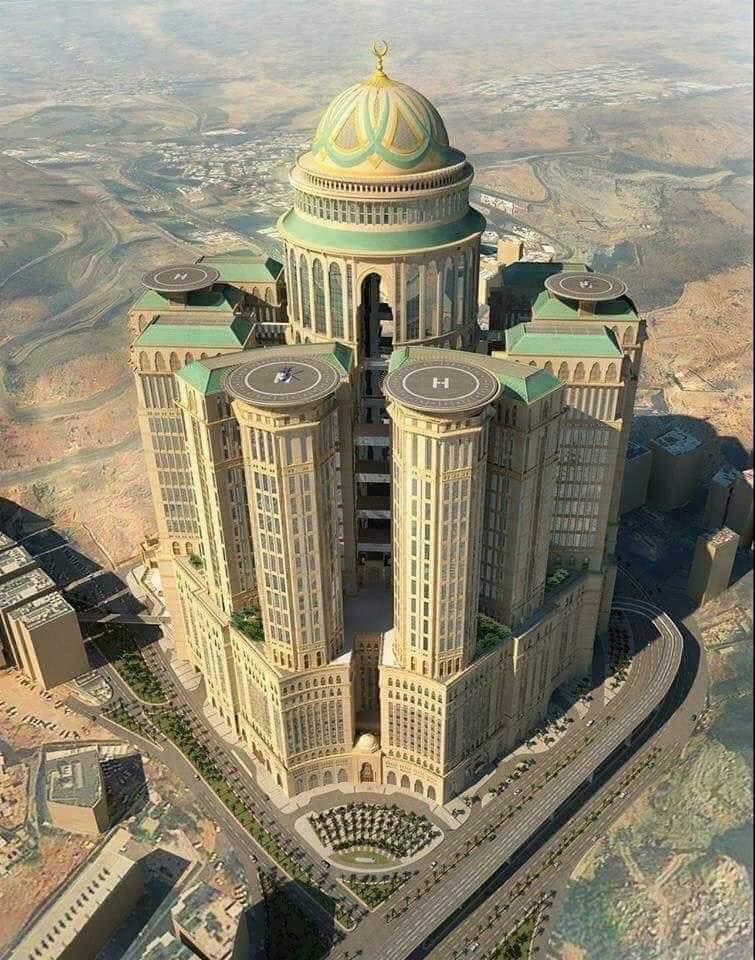 Dünyanın en büyük Oteli - The biggest hotel in the world